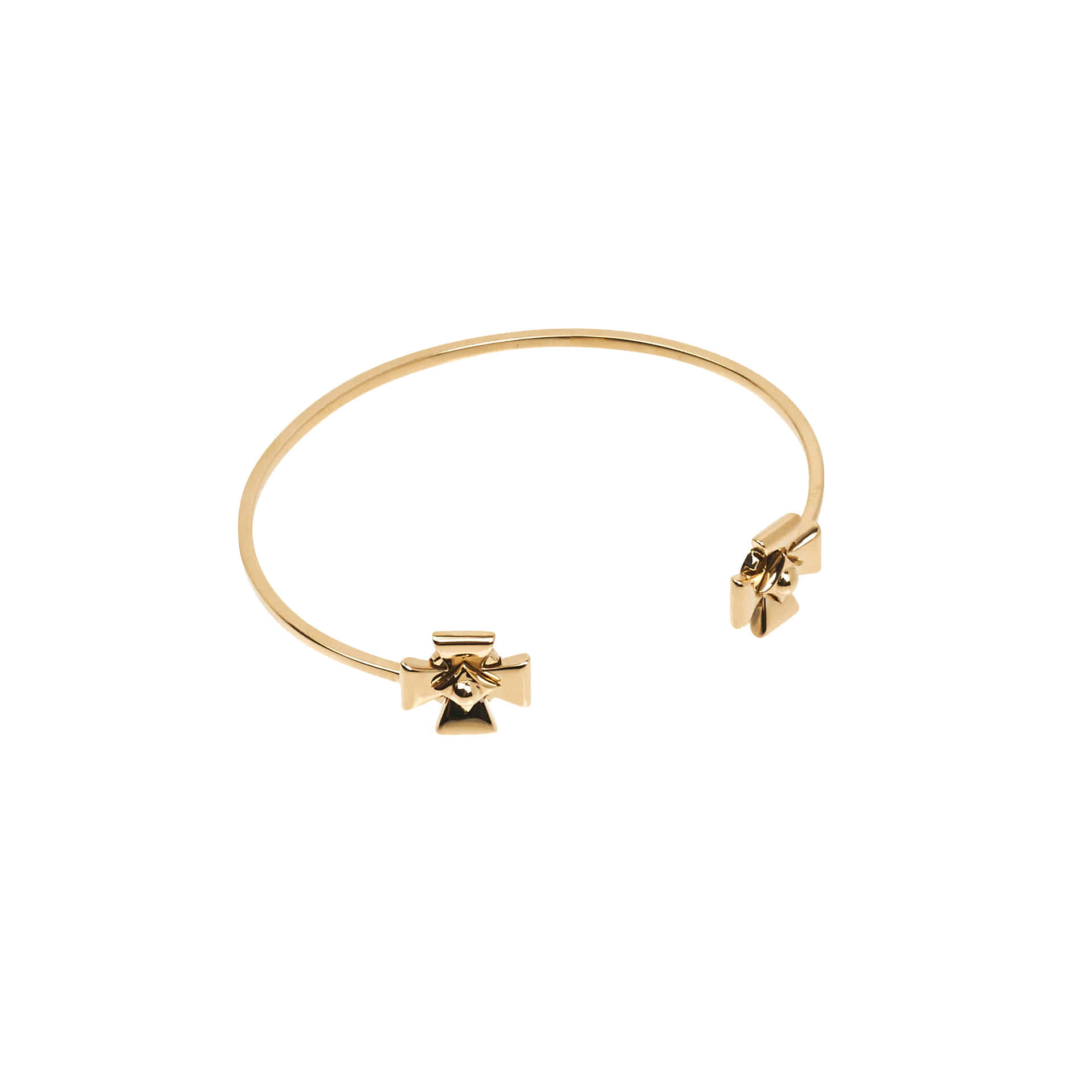 BRITISH VICTORY CROSS BASIC CUFF GOLD